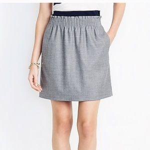 J. Crew Factory sidewalk skirt with pockets